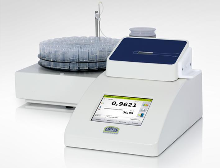Dichtemessgerät der DS7000-Serie mit Autosampler AS90