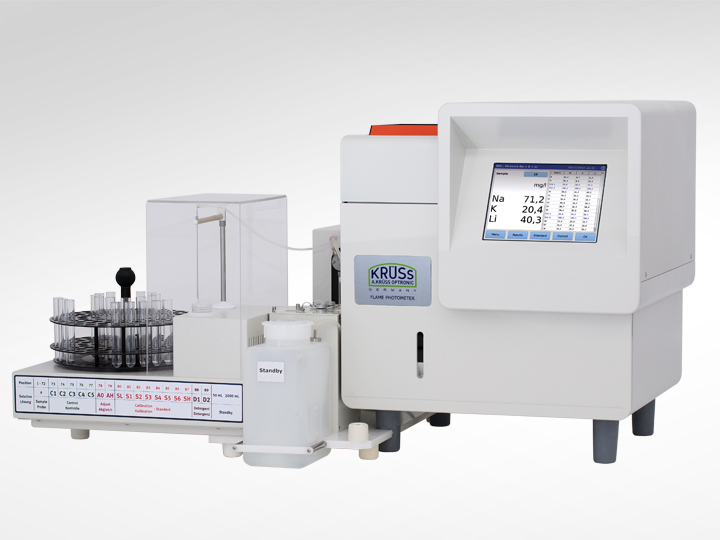 Flame photometer FP8000 series