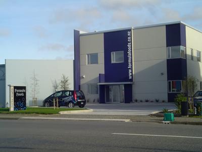 Formula Foods in New Zealand