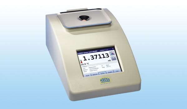 <b>Series DR6000 Digital Refractometer</b><br />Featuring an integrated Peltier thermostat for efficient temperature control
