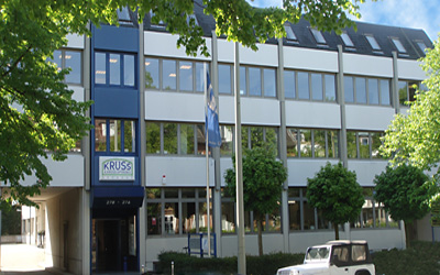 Kruess offices, Hamburg