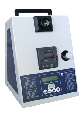 KSP1D automatic melting point meter
