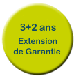 Registration et extension de garantie offerte