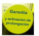 activación de garantía