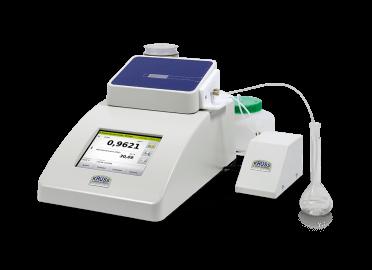 Dichtemessgerät DS7800 mit halbautomatische Probenzufuhr