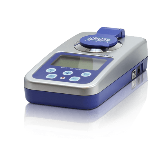 Digital handheld refractometer DR301-95