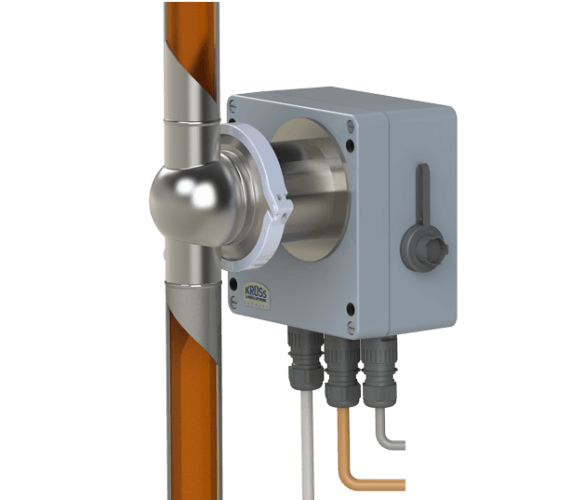Prozessrefraktometer PR21S Inline
