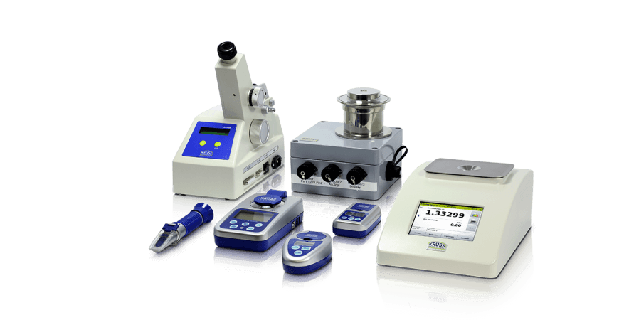 Refractometers all products