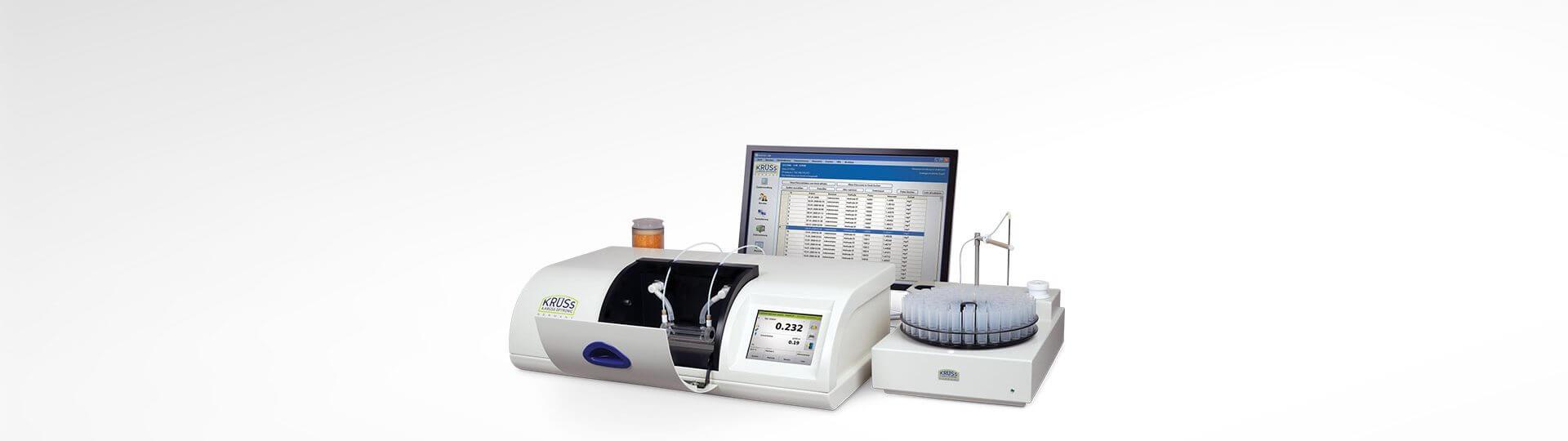 Polarimeter Automatisierung