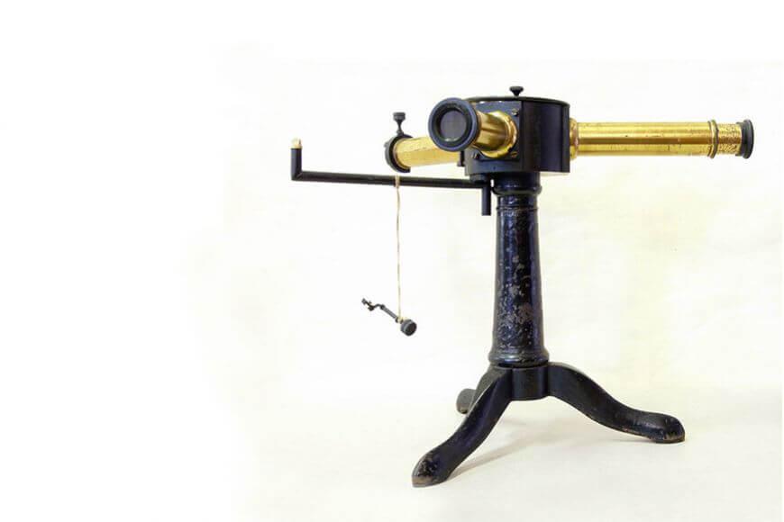 Historical spectrometer 1