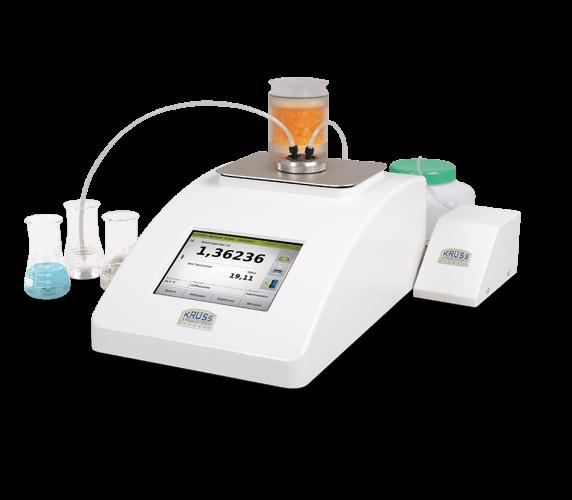 Refraktometer DR6000-TF für halbautomatische Probenzufuhr