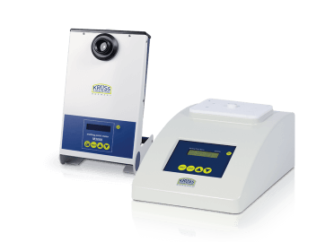 Melting point meter M3000 and M5000