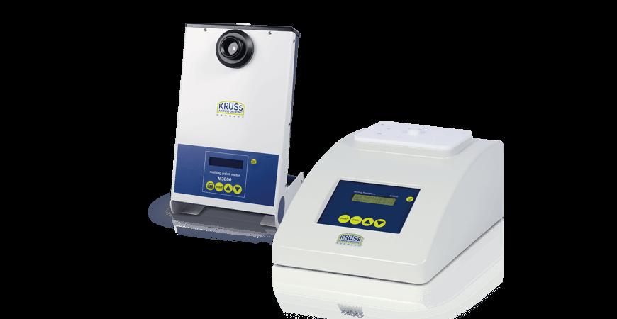 Schmelzpunktmessgeräte M3000 und M5000