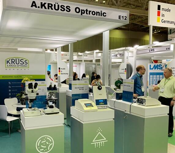 Analytica Vietnam with an extensive program offer - Krüss