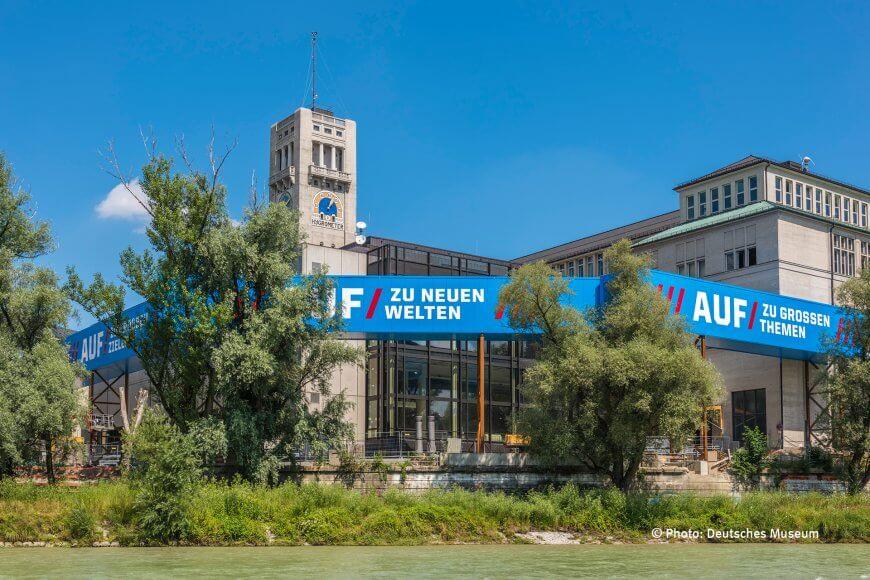 Deutsches Museum großen Zukunftsinitiative