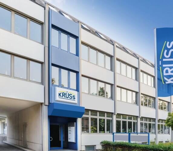 Gebäude Unternehmen A.KRÜSS Optronic
