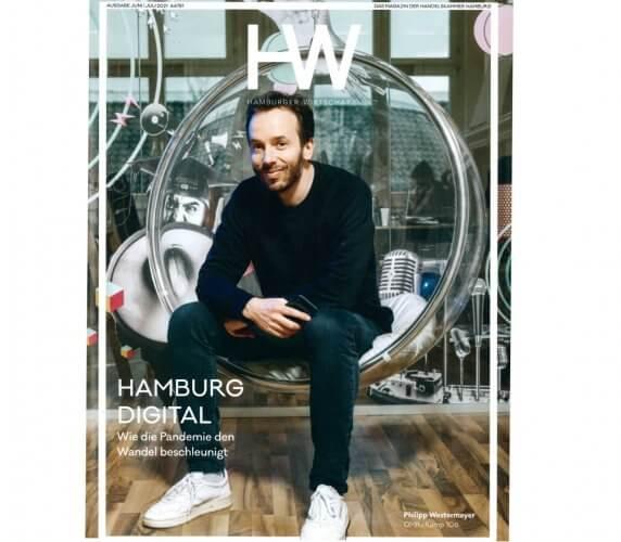 Handelskammer Print Magazin