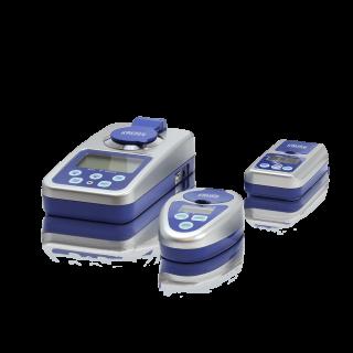 Digital handheld refractometer group